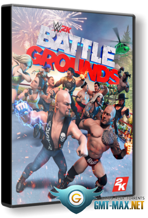 WWE 2K BATTLEGROUNDS (2020/ENG/RePack от xatab)