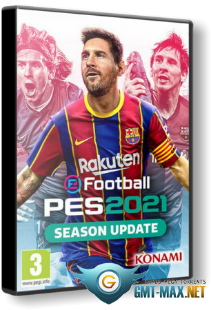 eFootball PES 2021 (2020/RUS/ENG/CPY)