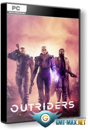 OUTRIDERS (2021/RUS/ENG/Steam-Rip)