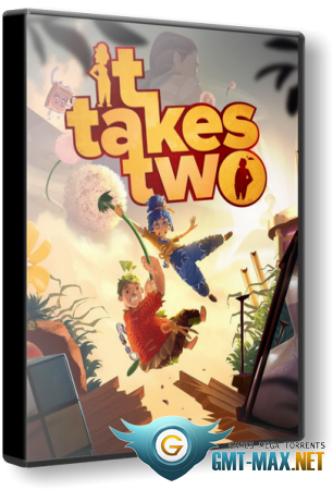 It Takes Two (2021/RUS/ENG/Лицензия)