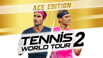 Tennis World Tour 2 Ace Edition (2021/RUS/ENG/Лицензия)