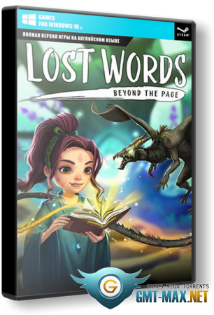 Lost Words: Beyond the Page (2021/ENG/Лицензия)