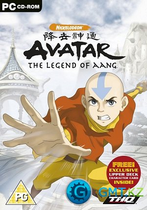 Avatar: The Last Airbender (2006/RUS/ENG/© R.G. KRITKA Packers)