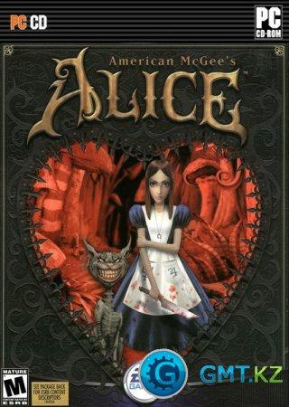 American McGee's Alice (2000/RUS/RePack от R.G. Kritka Packers)