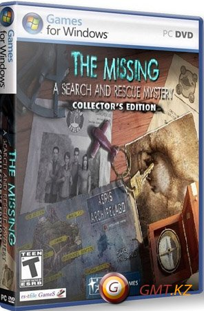 Пропавшие без вести. Поисково-спасательные тайны. / The Missing: A Search and Rescue Mystery Collector's Edition (2011/Rus/Repack by R.G. Kritika Packers)