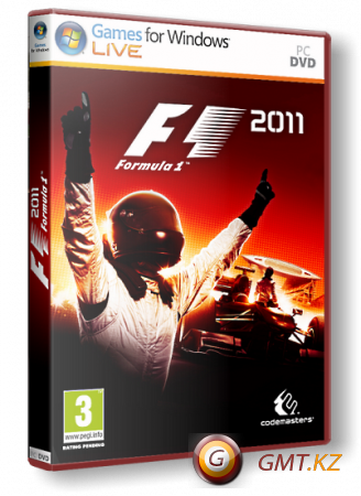 F1 2011 (2011/ENG/RePack by © R.G. KRITKA Packers)