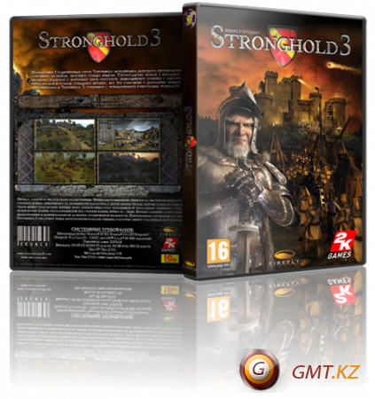 Stronghold 3(2011/RUS/© R.G. KRITKA Packers)