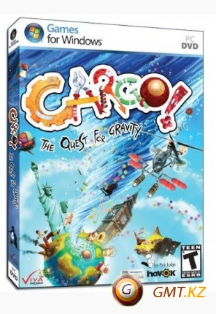 Cargo!The Quest of Gravity (2011/RUS/RePack by © R.G. KRITKA Packers)