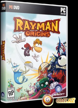 Rayman Origins (2012/Eng/Repack by R.G. Kritka Packers)