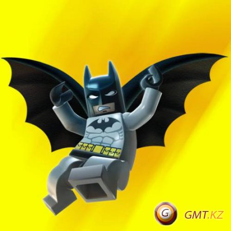 LEGO Batman Gotham City Games (2008/ENG)