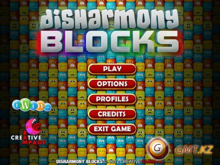 Disharmony Blocks (2012/ENG)