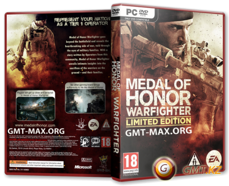 Medal of Honor: Warfighter Limited Edition (2012/RUS/ENG/RePack)