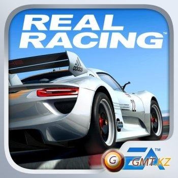 Real Racing 3 (2013/RUS/iOS 4.3)