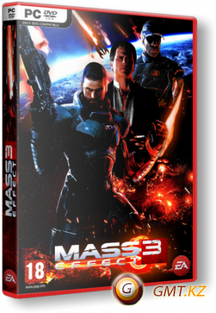 Mass Effect 3: Цитадель / Mass Effect 3: Citadel (2013/RUS/MULTi6/Лицензия)