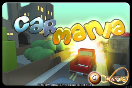 Car Mania 1.0 (2009/ENG/iOS 2.2.0)
