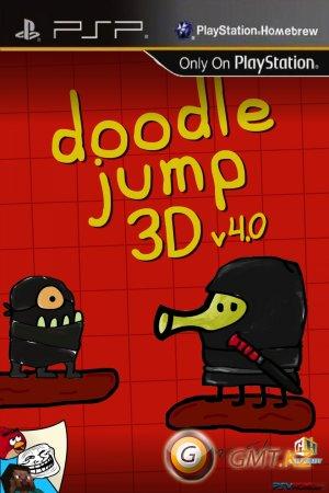 New Doodle Jump P5P / Christmas v5.1 (2013/RUS/PSP)