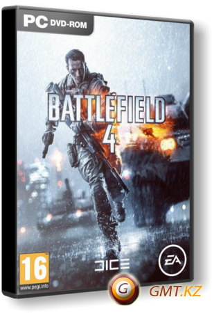 Battlefield 4 Gameplay Trailer (2013/HD-DVD)