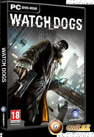 Watch dogs Official Trailer (2013/HD-DVD)