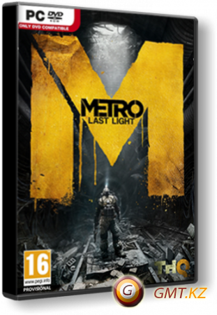 Metro: Last Light - The World of the Metro NEW Official Trailer (2013/HD-DVD)