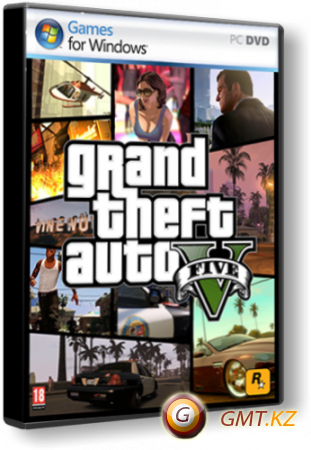 Grand Theft Auto  5 NEW Official Trailer (2013/HD-DVD)