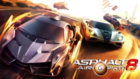 Asphalt 8: Airborne (2013/RUS/Android)