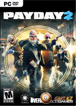 Нестандартность игры Payday 2 (Мнение)