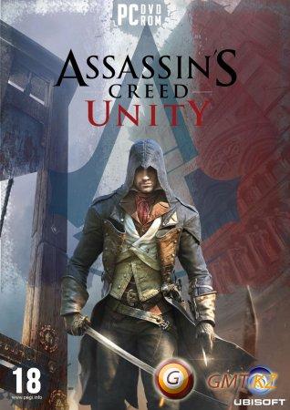 Assassins Creed: Unity v1.3.0 Crack (2014/RUS/ENG/Crack by RELOADED)