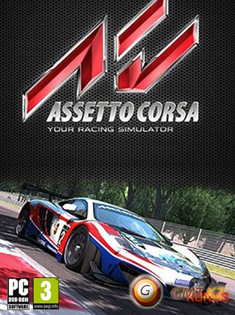Assetto Corsa Update 1.0.1 + Crack (2014/RUS/ENG/Update 1.0.1 + Crack by CODEX)