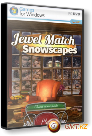 Jewel Match Snowscapes (2014/ENG/Лицензия)