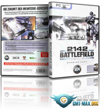 Battlefield 2142: Deluxe Edition (2007/RUS/ENG/Multiplayer/RePack)