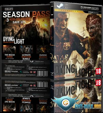 Dying Light: The Following Enhanced Edition v.1.38.0 + DLC (2015/RUS/ENG/RePack от xatab)