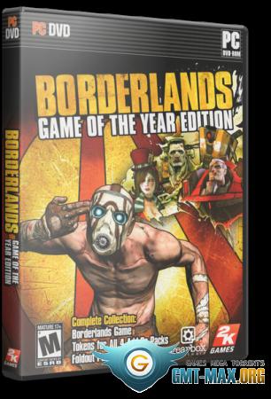 Borderlands Collection Enhanced Remastered (2019/RUS/ENG/Лицензия)