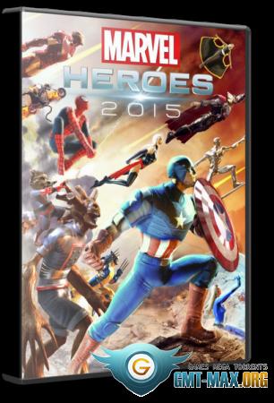 Marvel Heroes 2015 (2014/RUS/Лицензия)