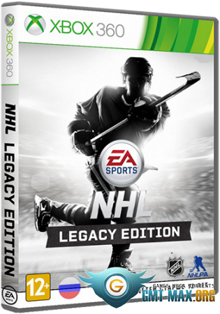 NHL Legacy Edition (2015/RUS/ENG/XGD3/LT+3.0)