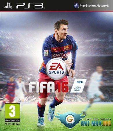 FIFA 16 (2015/RUS/EUR)