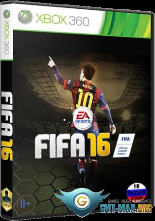 FIFA 16 (2015/RUS/ENG/XGD3/LT+3.0)