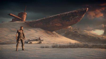 Mad Max v.1.0.3.0 + All DLC (2015/RUS/ENG/RePack от R.G. Механики)