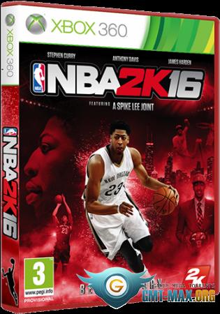 NBA 2K16 (2015/ENG/Region Free/LT+3.0)