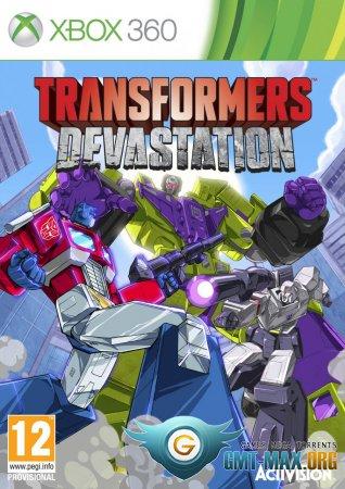 Transformers: Devastation (2015/ENG/XGD3/LT+3.0)