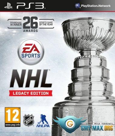 NHL Legacy Edition (2015/ENG/USA/4.75)