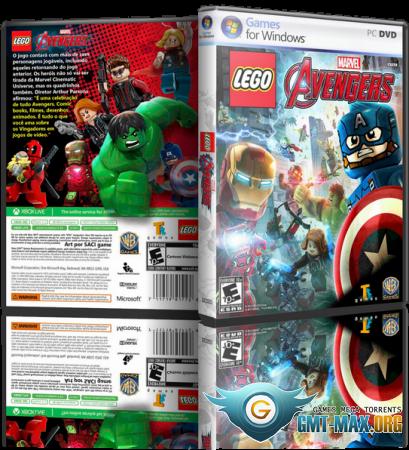 LEGO: Marvel's Avengers (2016/RUS/ENG/RePack от xatab)