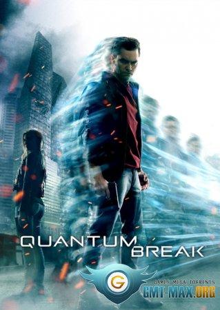 Quantum Break на ПК / PC Crack (2016/RUS/ENG/Crack by 3DM, CODEX, SKIDROW, ALI213)