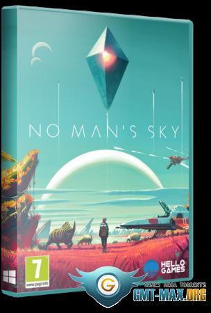 No Man's Sky v.3.50 + DLC (2017/RUS/ENG/GOG)