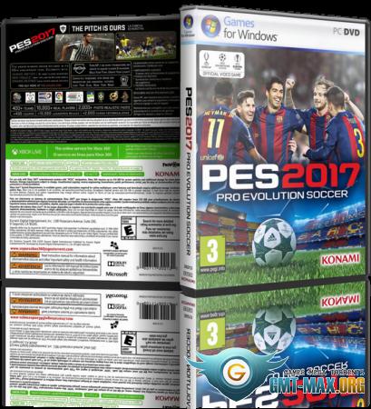 Pro Evolution Soccer 2017 / PES 2017 (2016/RUS/ENG/Steam-Rip)
