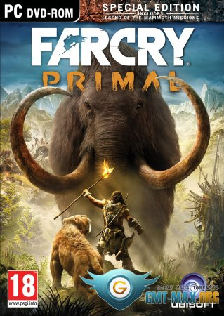 Far Cry Primal HD Texture (2016/RUS/ENG/HD Texture Pack)