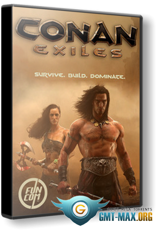 Conan Exiles: Complete Edition v.2.6 + DLC (2018/RUS/ENG/Пиратка)