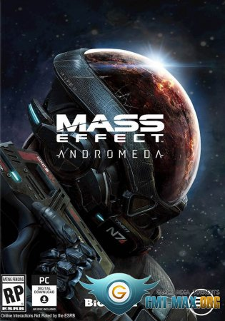 Mass Effect: Andromeda Crack + Patch v.1.10 (2017/RUS/ENG/Crack by CODEX)