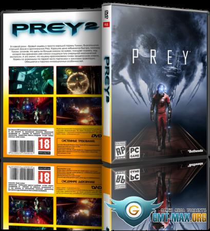 Prey: Digital Deluxe Edition (2017/RUS/ENG/GOG)