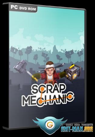 Scrap Mechanic v.0.5.1 build 660 (2019/RUS/ENG/RePack)