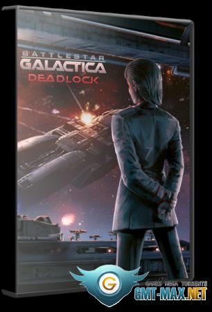 Battlestar Galactica Deadlock v.1.5.113 + DLC (2017/RUS/ENG/GOG)